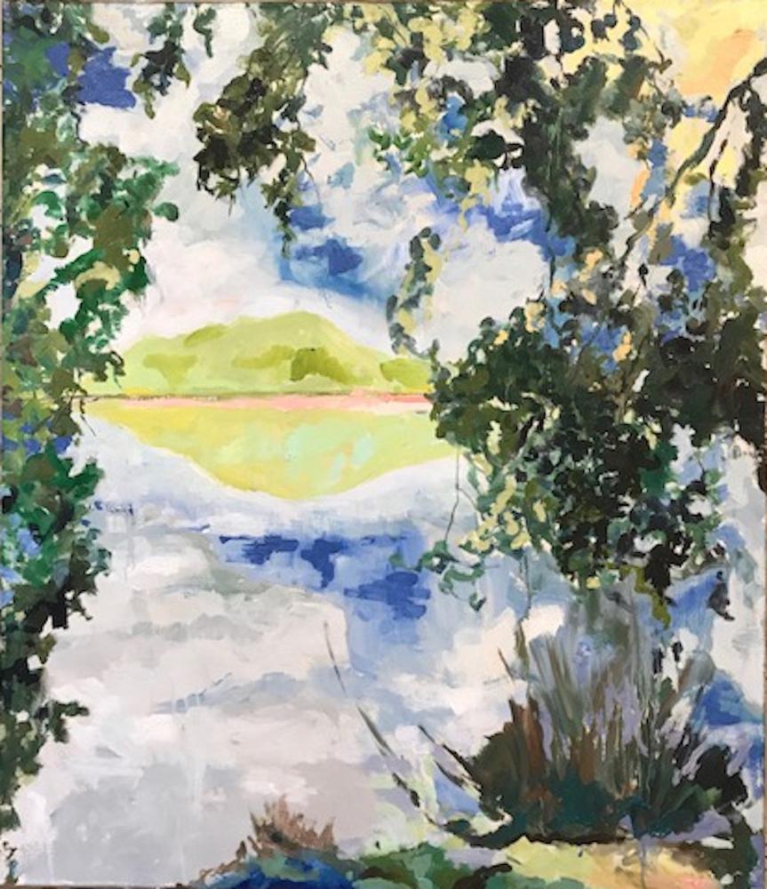 Image of - Barbara's Lake, Laguna Beach