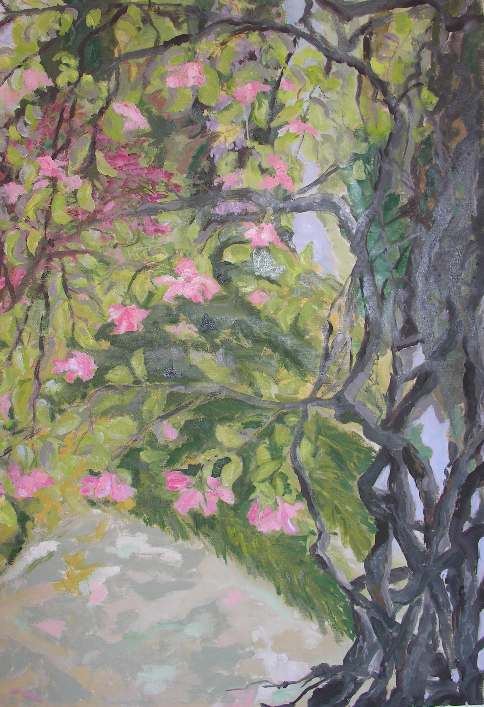Image of - Celastrius & La Folette Rosa under the Topia