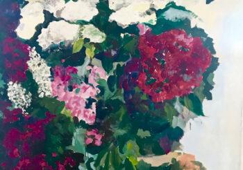 Image of - Desanzano Red and White Garden
